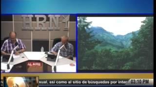 """TVC La Tarde- """"Lluvia"""" de nieve baña biósfera de Ocotepeque, Honduras"""