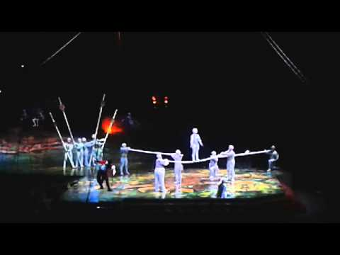 Cirque Du Soleil - Alegria Russian Beams act!