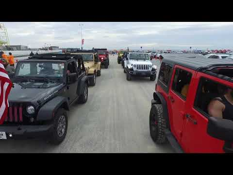 Ocean City Car Show 2020.Ocean City Jeep Week 2020 Wrap Up