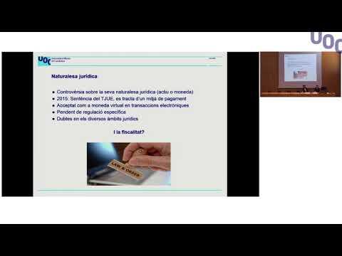 Aspectos legales de la blockchain y las criptomonedas. Benjamí Anglès y Pere Vidal