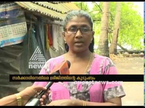 Sreejith's mother against AV George in Varappuzha custodial death