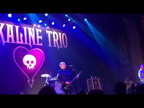 Alkaline Trio New Years Eve 2017 HD Observatory North Park wSetlist