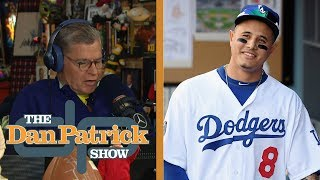 Why Manny Machado was driven to the San Diego Padres  | The Dan Patrick Show | NBC Sports