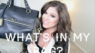Whats In My Bag? Thumbnail