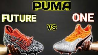 3bb42818e790 Сравнение Puma One vs Puma Future   Обзор футбольных бутс   Какие лучшие