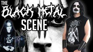 The Black Metal Scene In 5 Minutes