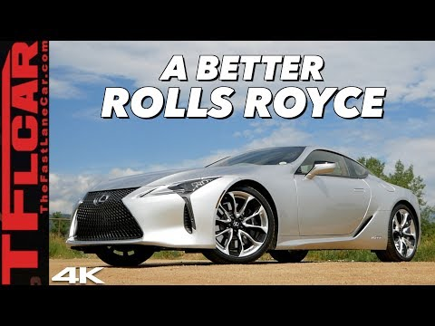 The 2019 Lexus LC 500h Is The MOST Incredible Car I've Driven All Year!