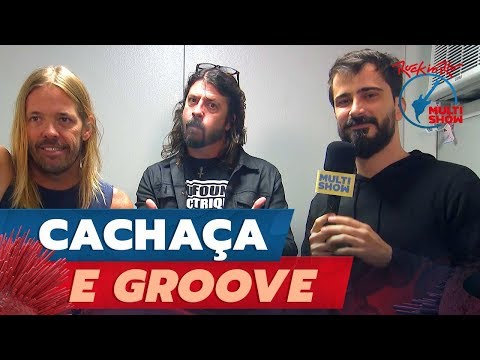 DAVE GROHL promete surpresas pro aniversário de 25 ANOS do FOO FIGHTERS | Rock In Rio 2019 Mp3