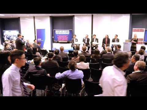 Silicon Dragon Award 2013 Hong Kong - VC & Tech Innovation Panel