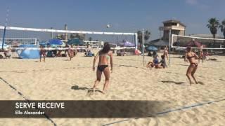 Ella Alexander 2016 Beach Highlights