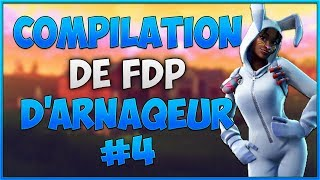 FDP COMPILATION DE ARNAQUEUR #4 ARME VINDERTECH - Fortnite Save the World