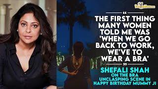Shefali Shah on directorial debut Happy Birthday Mummy Ji & essence of being a woman