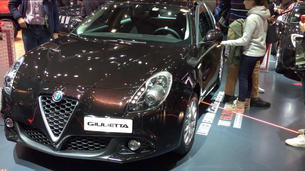 alfa romeo giulietta 2017 in detail review walkaround interior exterior