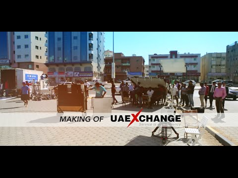 Making of UAE Exchange - Anything…for that smile of yours