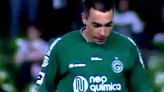 Coritiba 1 x 3 Goiás - Campeonato Brasileiro 2009