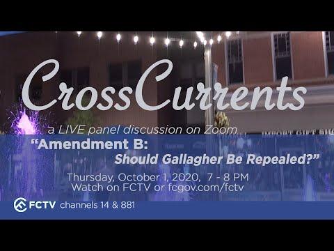 view CrossCurrents - Amendment B: Gallagher video