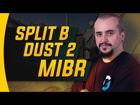 Tips 'N Tricks - CSGO #94 - Split B Dust 2 MIBR