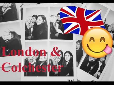 Colchester & London | ErikaStenros