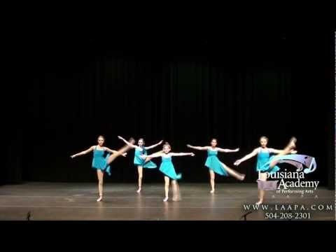 Teen Ballet Class | Louisiana Academy of Performing Arts | River Ridge School of Music & Dance
