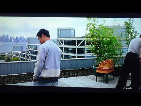 Romeo Must Die Jet Li vs Russell Wong practice fight