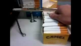 automatic rolling cigarette machine 2