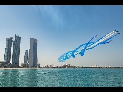 ADNOC New Brand Launch event by Evamotion
