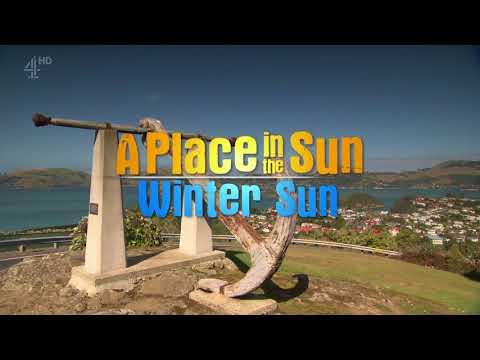 Bill Powell & Michael Dolman CH4 A Place In The Sun