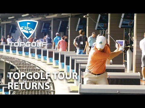 Tour Returns | 2017 Topgolf Tour | Topgolf