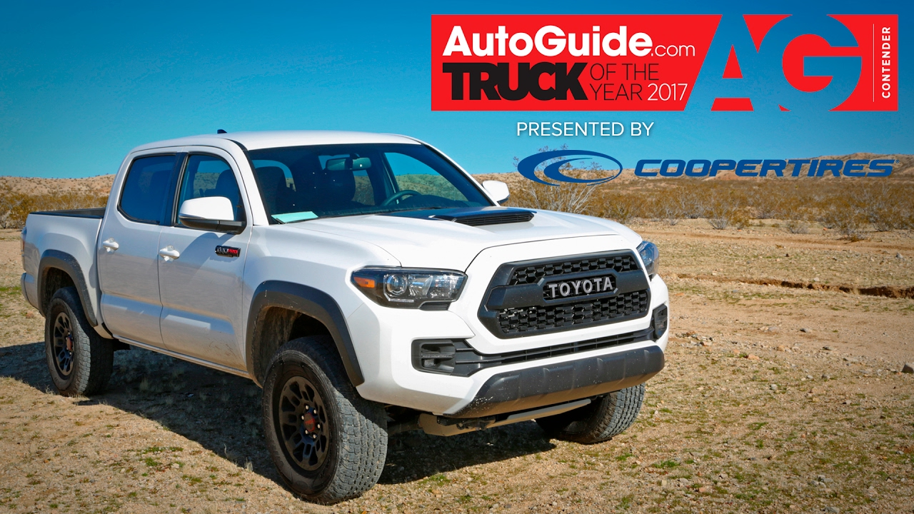 2017 toyota tacoma trd pro 2017 truck of the year contender part 1 of 6. Black Bedroom Furniture Sets. Home Design Ideas
