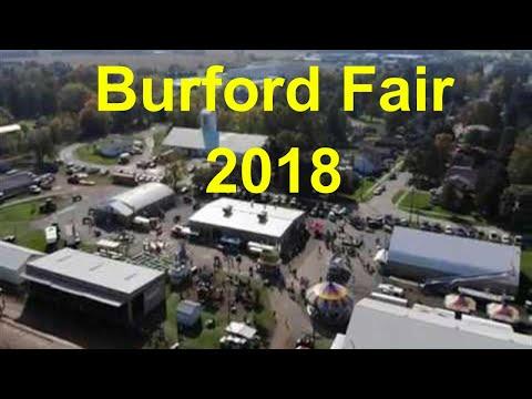 Burford Fair 2018