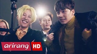 Pops In Seoul _ Bigbang 빅뱅  _ Last Dance _ Mv Shooting Sketch