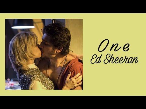 Ed Sheeran One (Tradução) Trilha Sonora Totalmente Demais - Tema de Lu e Rafael HD