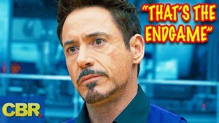 20 Times The MCU Foreshadowed Future Events