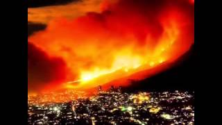 Cape Town Fire 2015 - My heart is burning