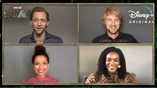 Everything You've Ever Said | Marvel Studios' Loki | Disney+