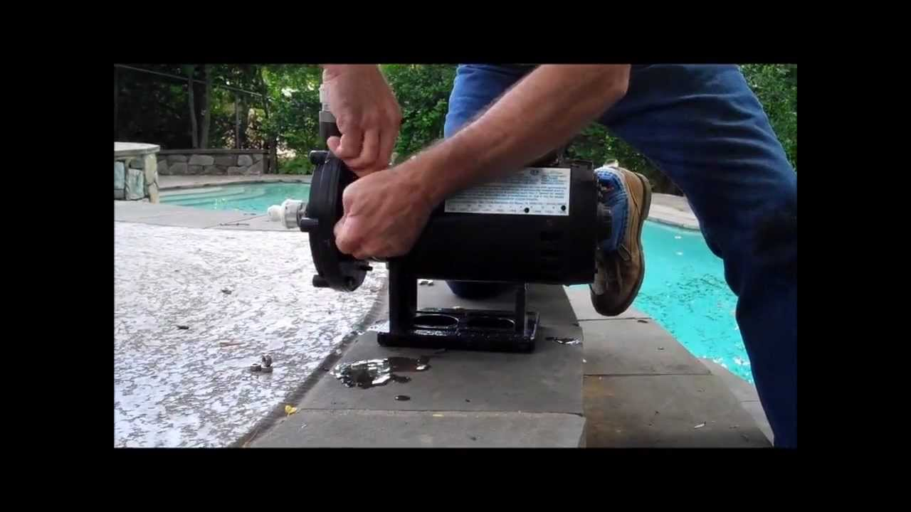How to replace a polaris booster pump motor youtube for Polaris booster pump motor replacement