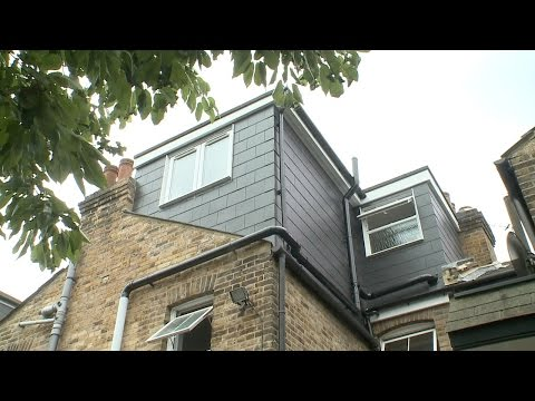 Mid terrace rear dormer - Twickenham