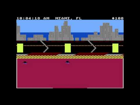 Agent USA completed for Atari 8 bit