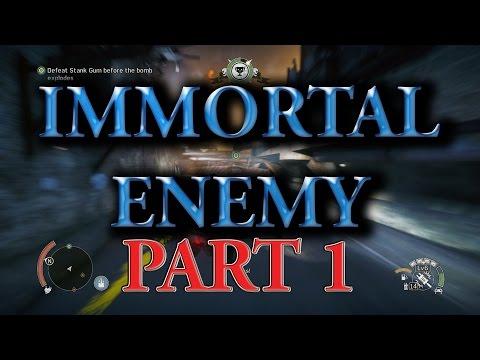 Immortal Enemy Defeat Stank Gum Race