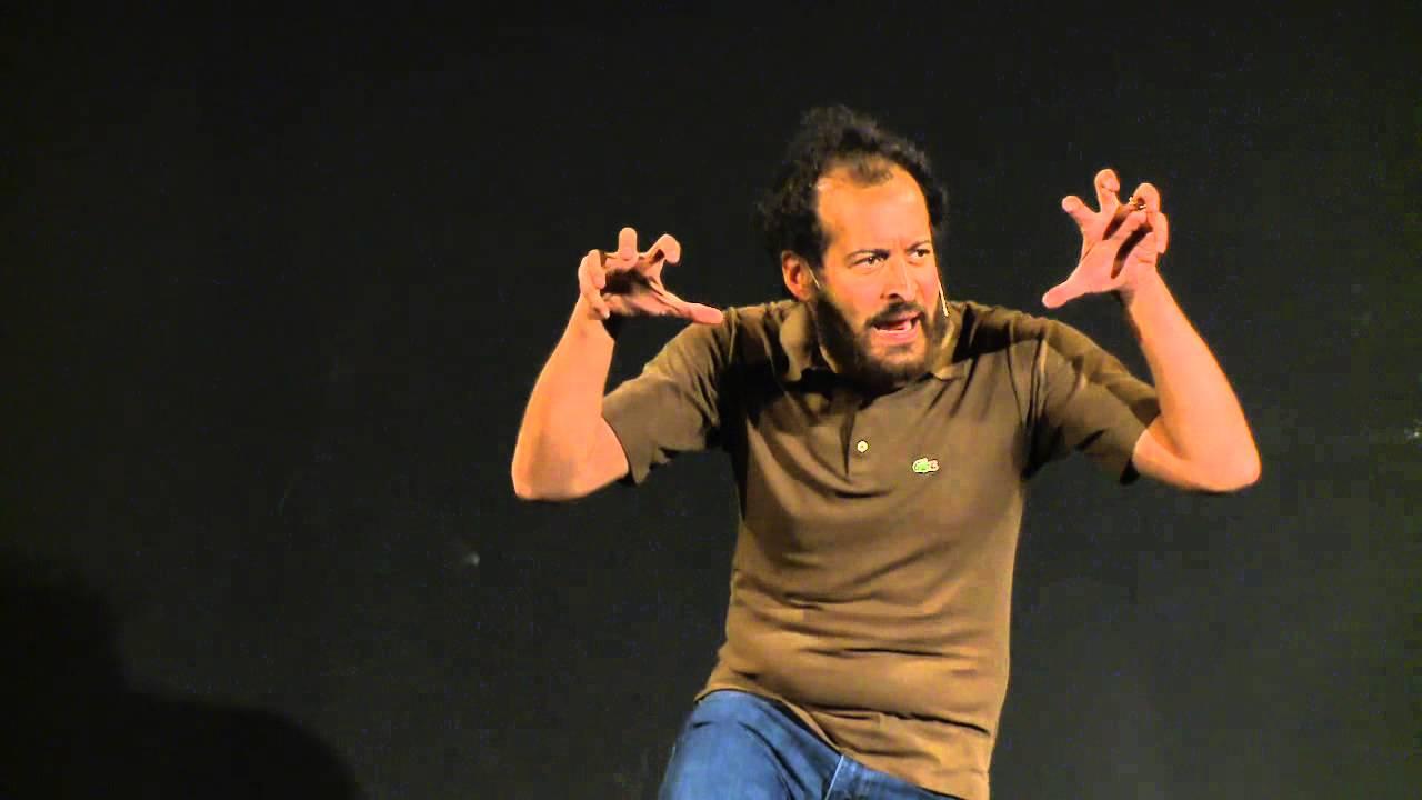 Poetry Collections: Anis Mojgani at TEDxAtlanta