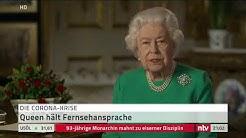 Historische Ansprache: Queen Elizabeth II. wendet sich wegen der Corona-Krise das vierte Mal überhau
