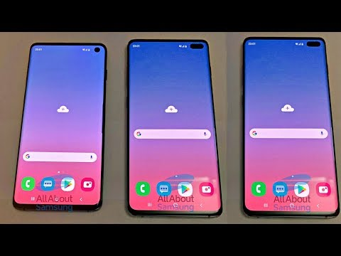 Samsung Galaxy S10 & S10 Plus are HERE!!!