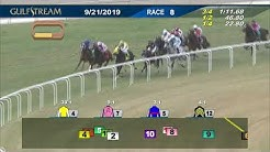 Gulfstream Park September 21, 2019 Race 8