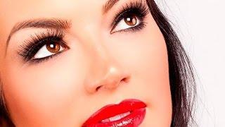 Выразительный макияж. Видео-урок: выразительный макияж глаз.
