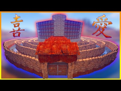 Rust Raids: VANILLA | BIGGEST CHINESE CLAN BASE EVER LOOTED 抢劫