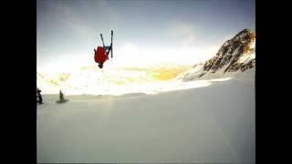 backflip in slowmotion (twixtor)