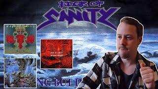 Edge Of Sanity Albums Ranked
