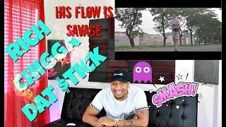 First Reaction To Rich Chigga - Dat $tick Official Video Rap/HIP HOP/TRAP
