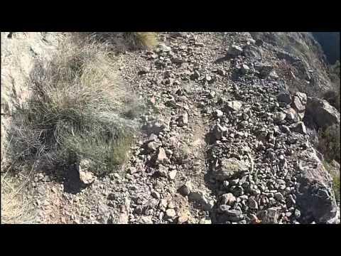 Cartagena Trail 2013 Los Amarillos -  La Muela (2º entrenamiento)