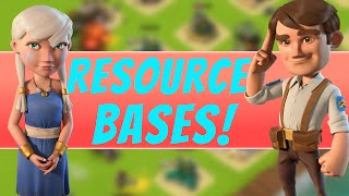 ALL THE LOOT! Boom Beach Resource Base Domination! thumbnail